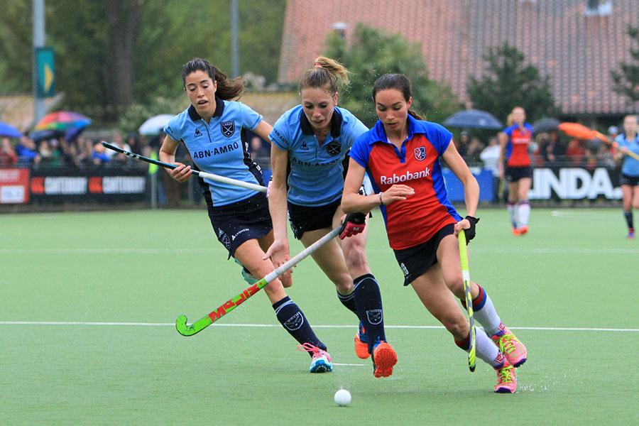 076-Laren SCHC dames RB Zerbo Willemijn Bos