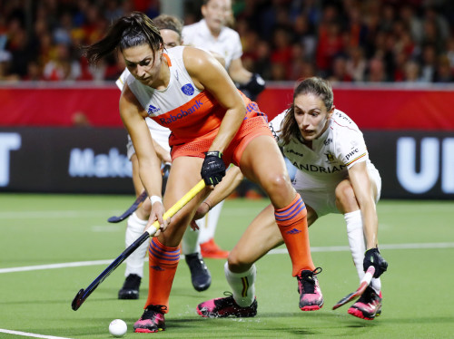 ANTWERP - Belfius EuroHockey Championship Men and Women Netherlands v Belgium (Pool A) Photo:  Lidewij Welten  WORLDSPORTPICS COPYRIGHT KOEN SUYK