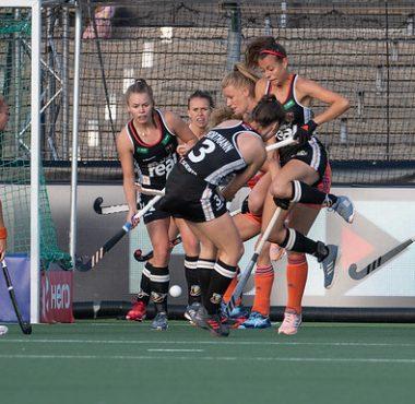 In de FIH Pro League van 2019 won Nederland in de halve finale van Duitsland.