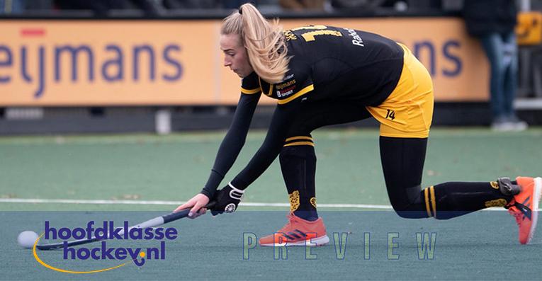 Preview Hoofdklassehockey met Sanne Koolen