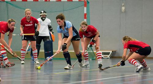 Zaalhockey Kerstholt Laren (dames)