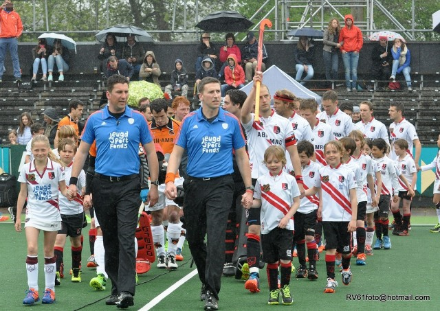 Amsterdam-OZ Oranje Zwart heren RV