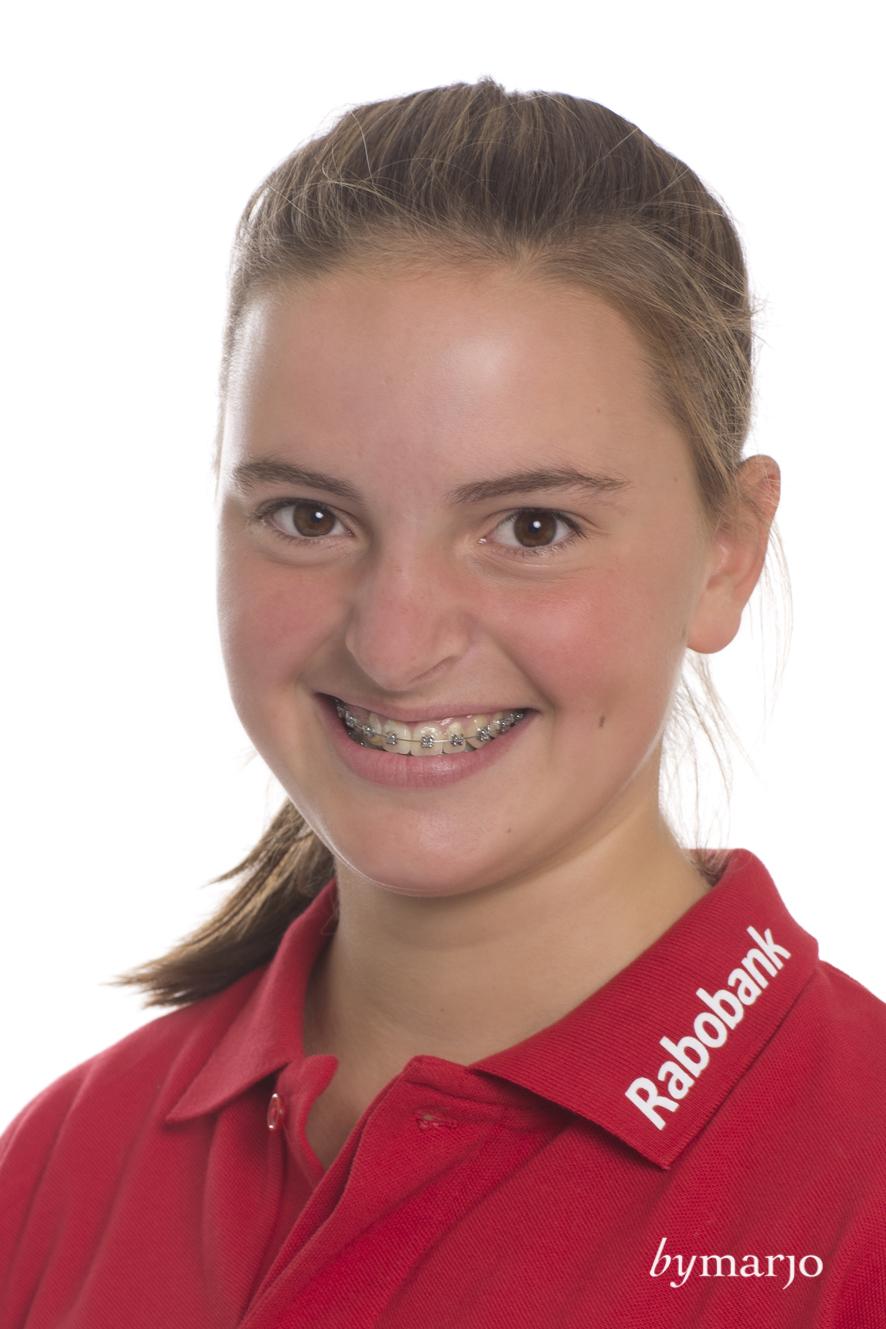 HCDB, Dames 1, seizoen 2013-2014,Annemeike Schermer