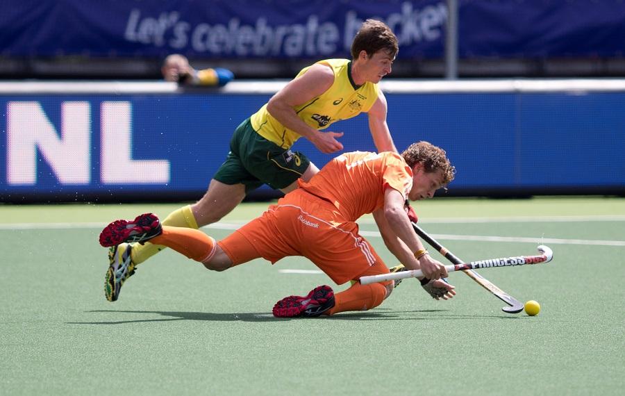 Australië Nederland Oranje finale Jonker Kavanagh WK RU