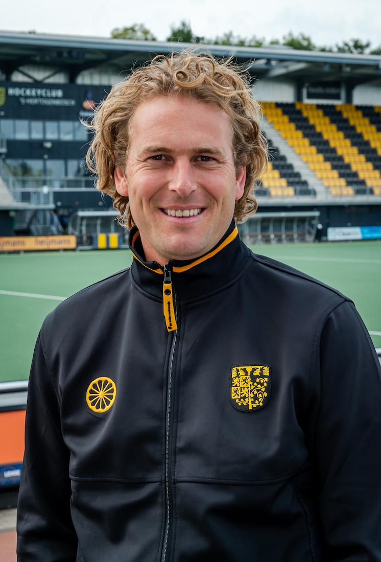 Bas van Zundert assistent trainercoach