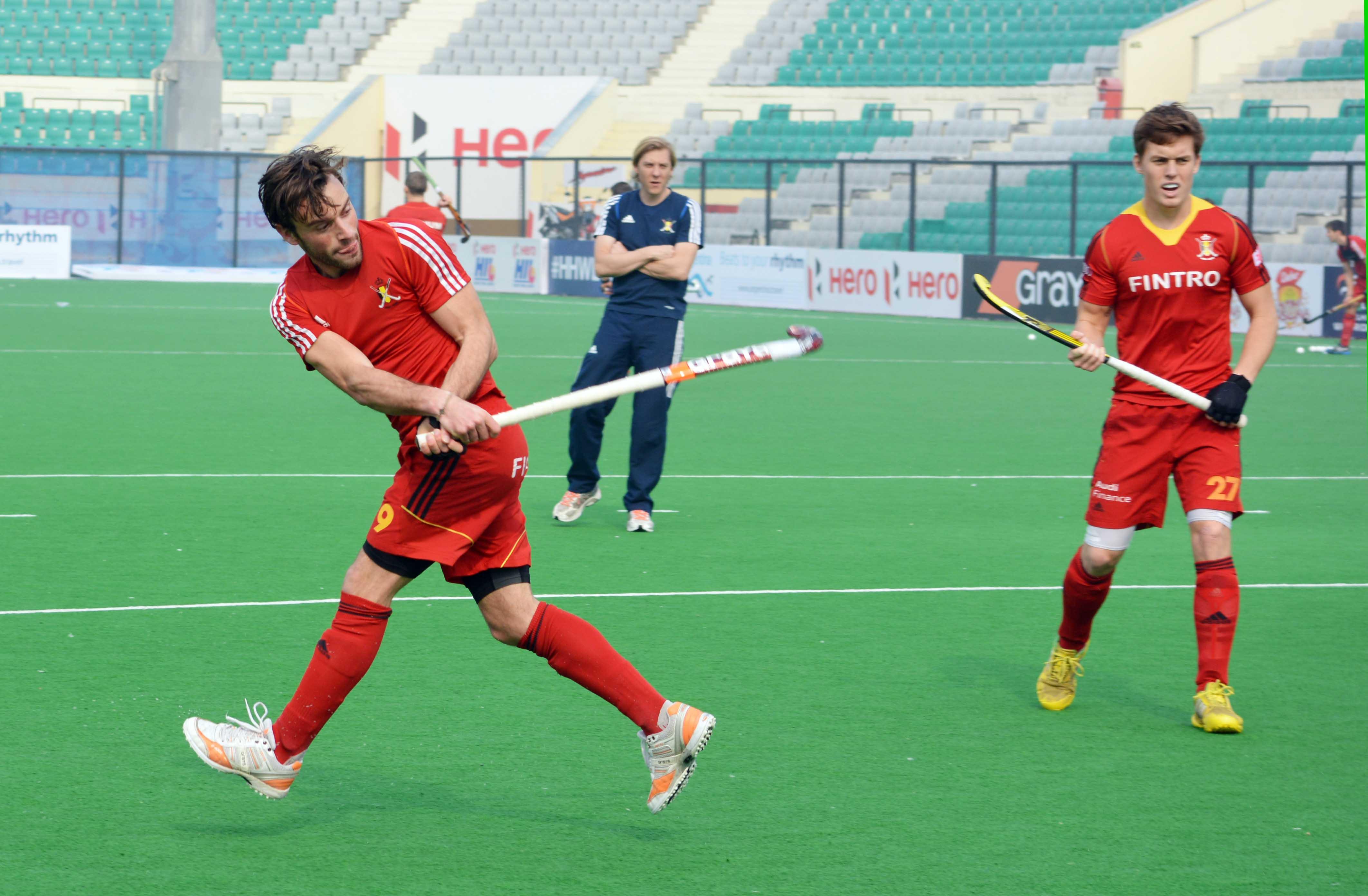 België Dockier Boon credit Hockey India