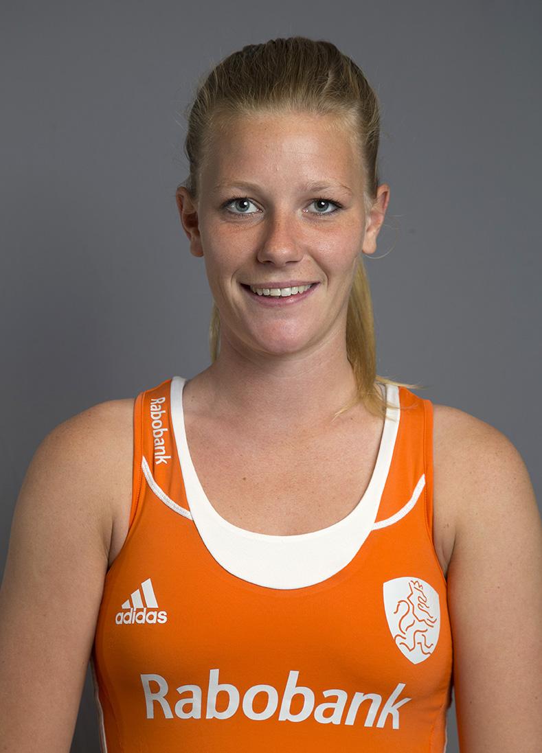 Oranje WK dames Caia van Maasakker KS