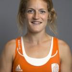 Oranje WK dames Carlien Dirkse van den Heuvel KS