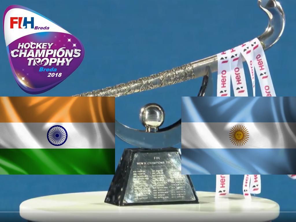 Champions-Trophy-India-vs-Argentinië