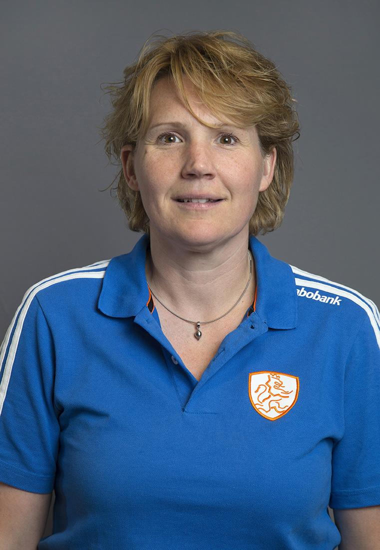 Oranje WK dames Clarinda Sinnige KS