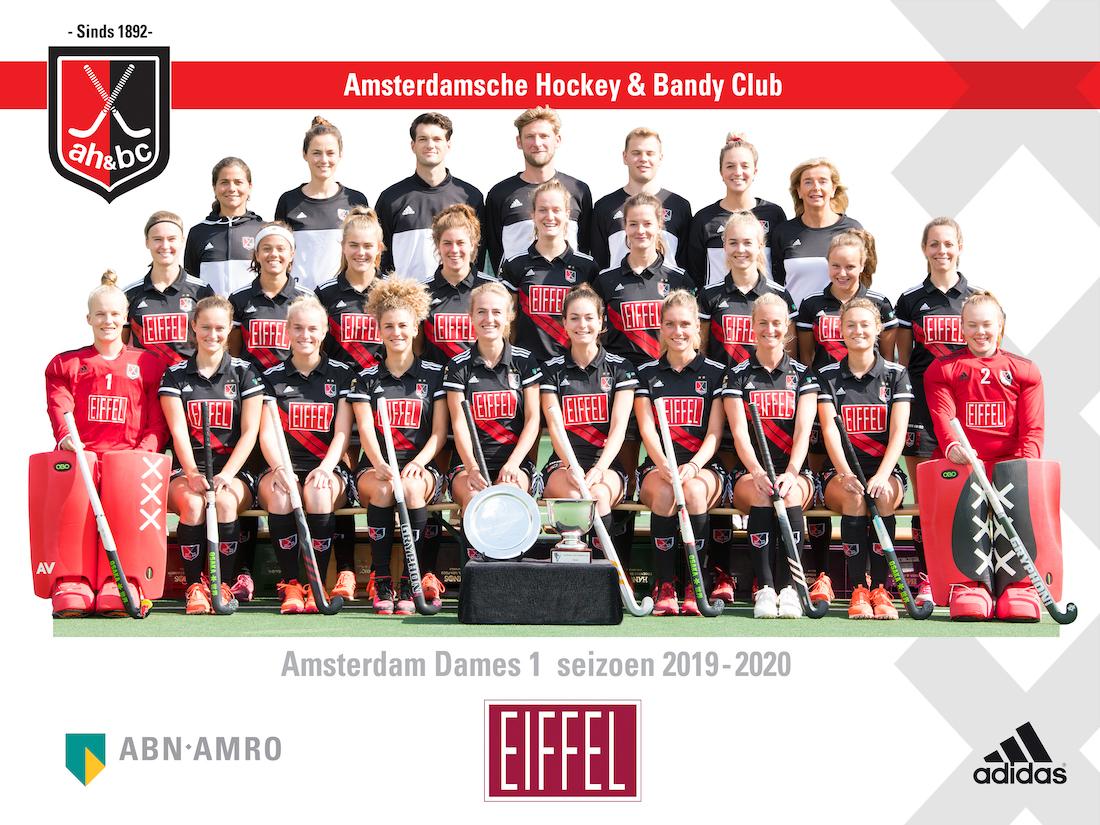 Dames Amsterdam 2019-2020