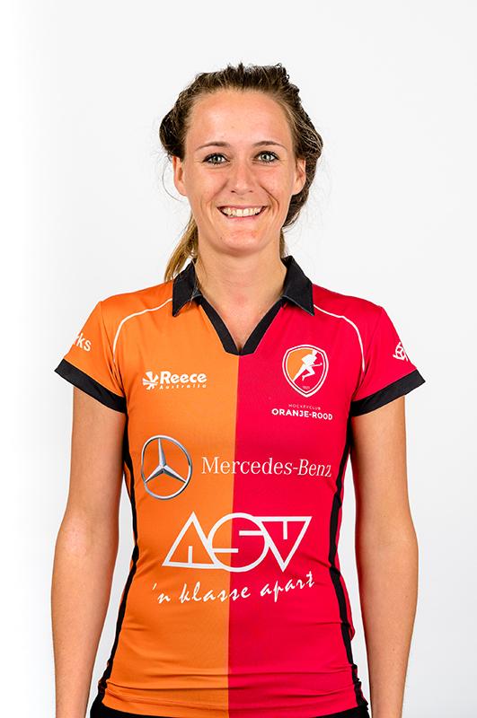 Donja-Zwinkels-Oranje-Rood-Dames-2017-2018