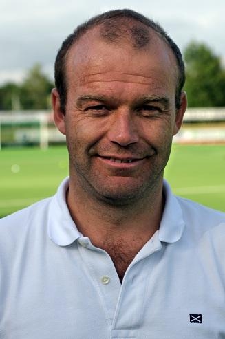 Eric Verboom - ass. trainer