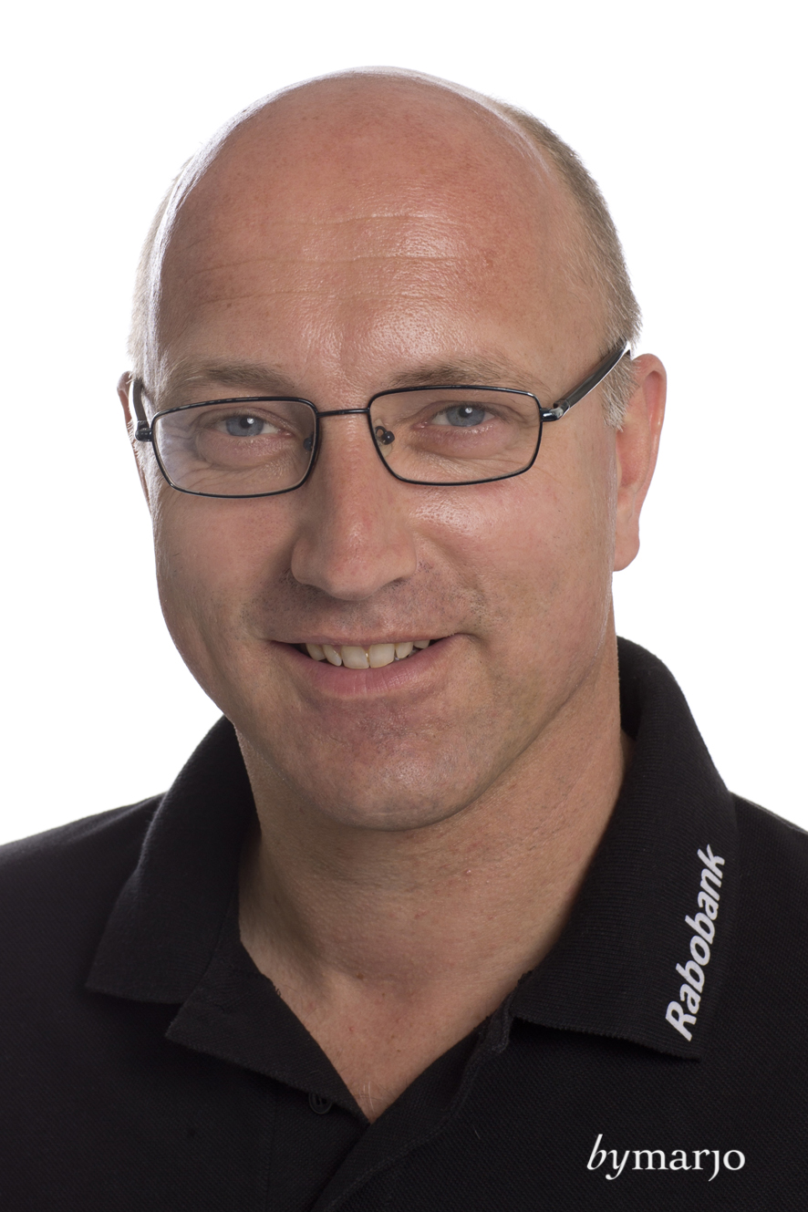 HCDB, Dames 1, seizoen 2013-2014,Erik Wonink, assistent trainer coach