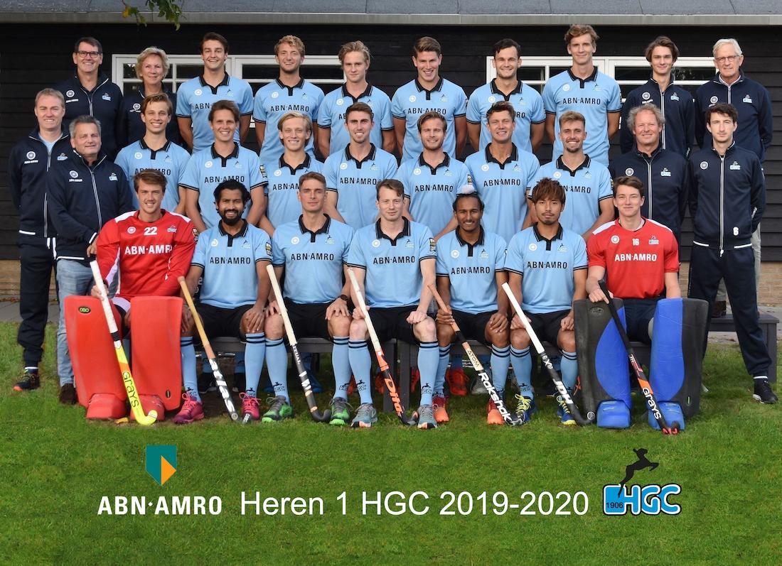 H1 HGC 19-20 teamfoto final 1.1