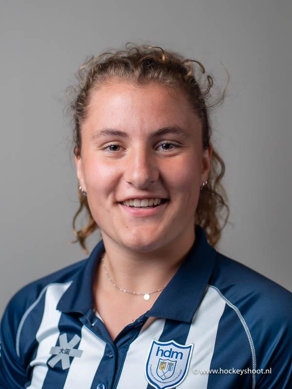 05-09-2019: Hockey: hdm D1:   Anke Sanders