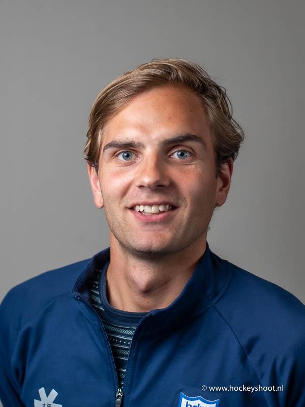 05-09-2019: Hockey: hdm D1:   Elout Kielman