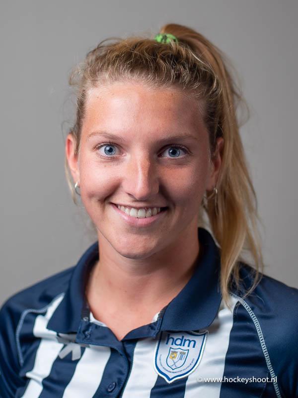 05-09-2019: Hockey: hdm D1:   Tessa Clasener