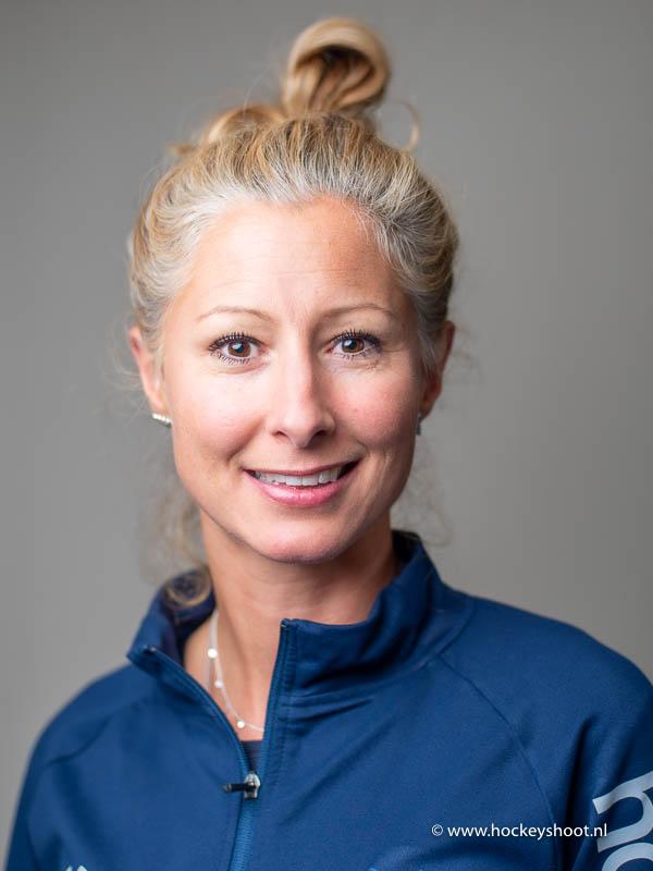 06-09-2019: Hockey: hdm H1: Den Haag  Carien Smulders