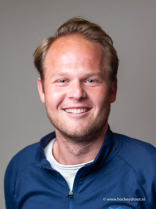 06-09-2019: Hockey: hdm H1: Den Haag  Roderick Juffermans