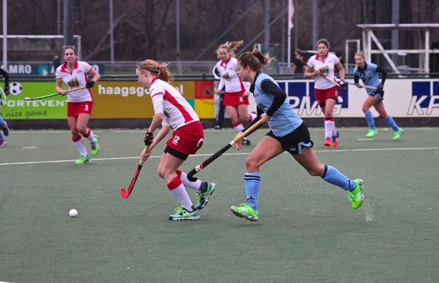 HGC Rood-Wit foto: Mar-Jan van Galen