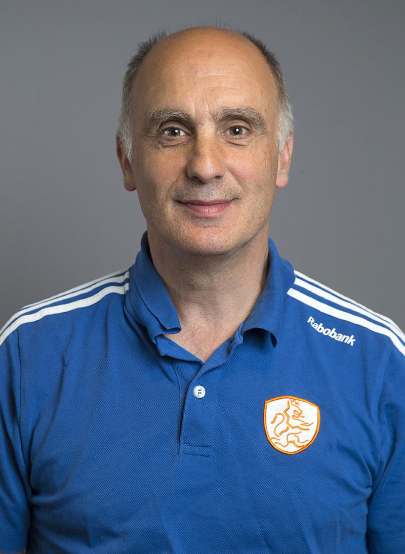 Oranje WK dames Johannes Veen KS