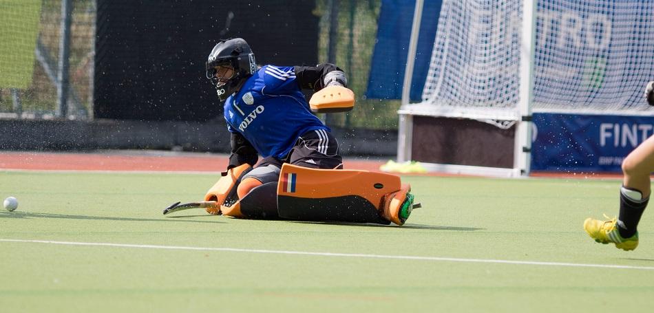 Jong Oranje dames Veenendaal EK RU Finale