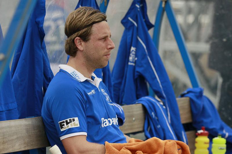 Oud clubicoon Roderick Weusthof zal proberen het tij te keren bij Kampong.
