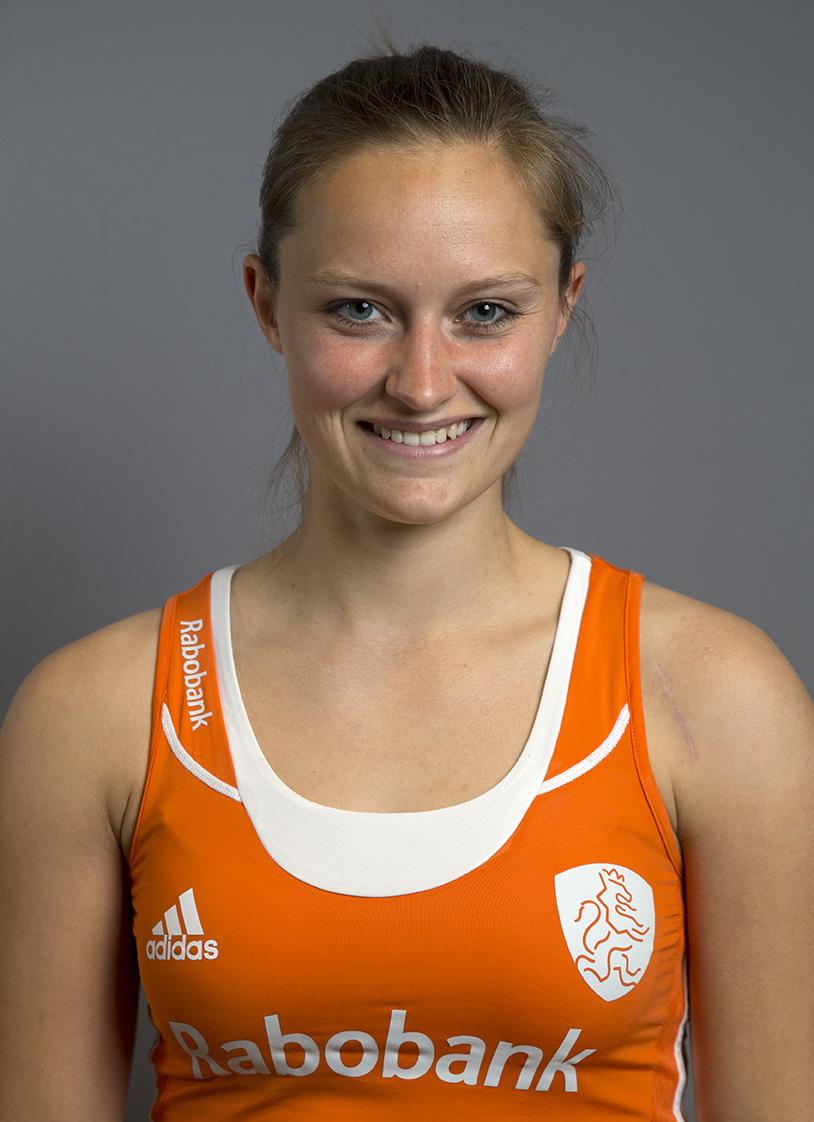 Oranje WK dames Kelly Jonker KS