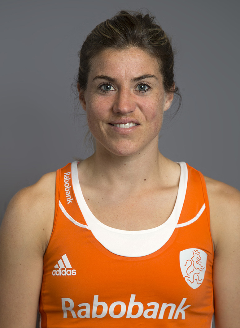 Oranje WK dames Kim Lammers KS