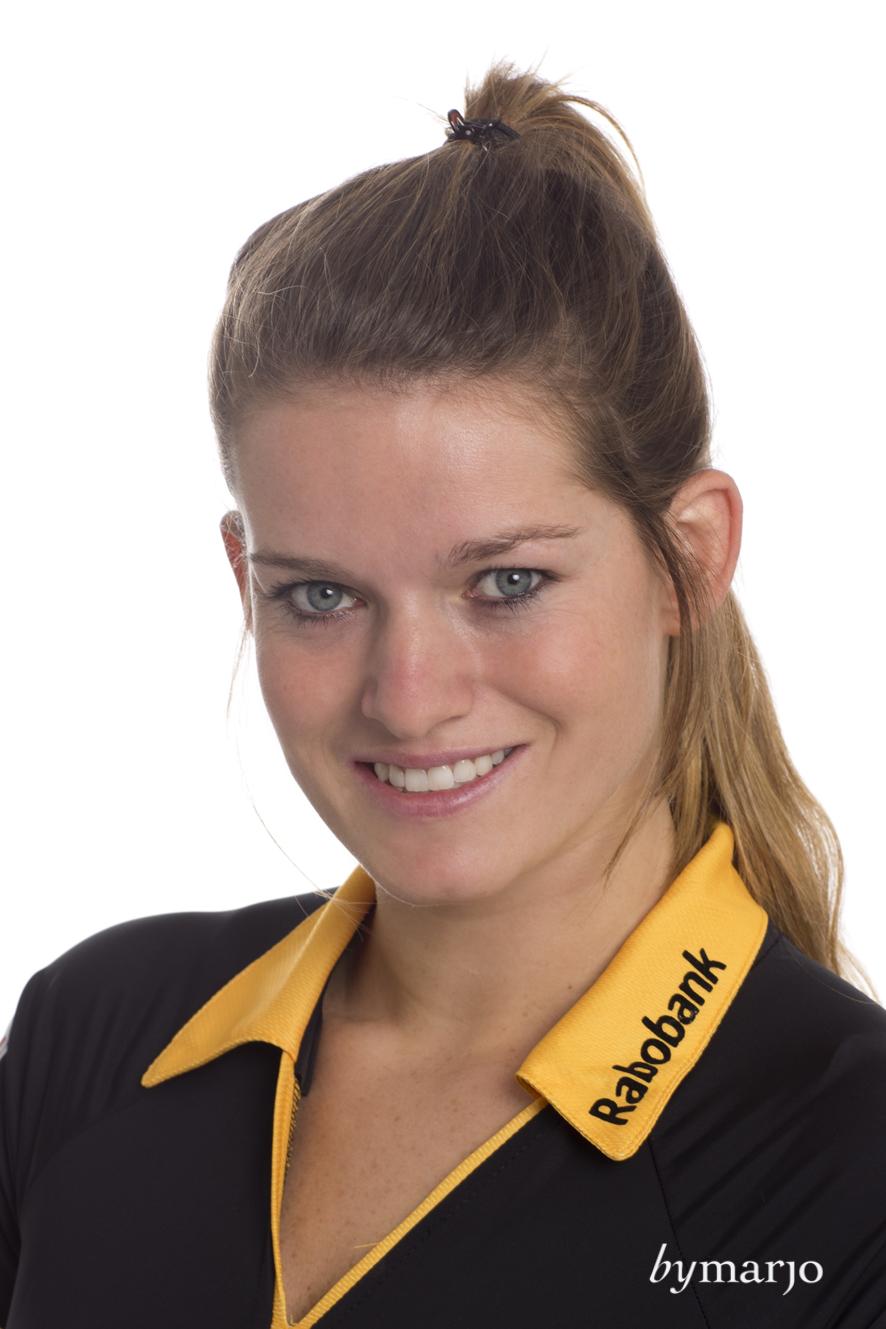 HCDB, Dames 1, seizoen 2013-2014,Lideweij Welten