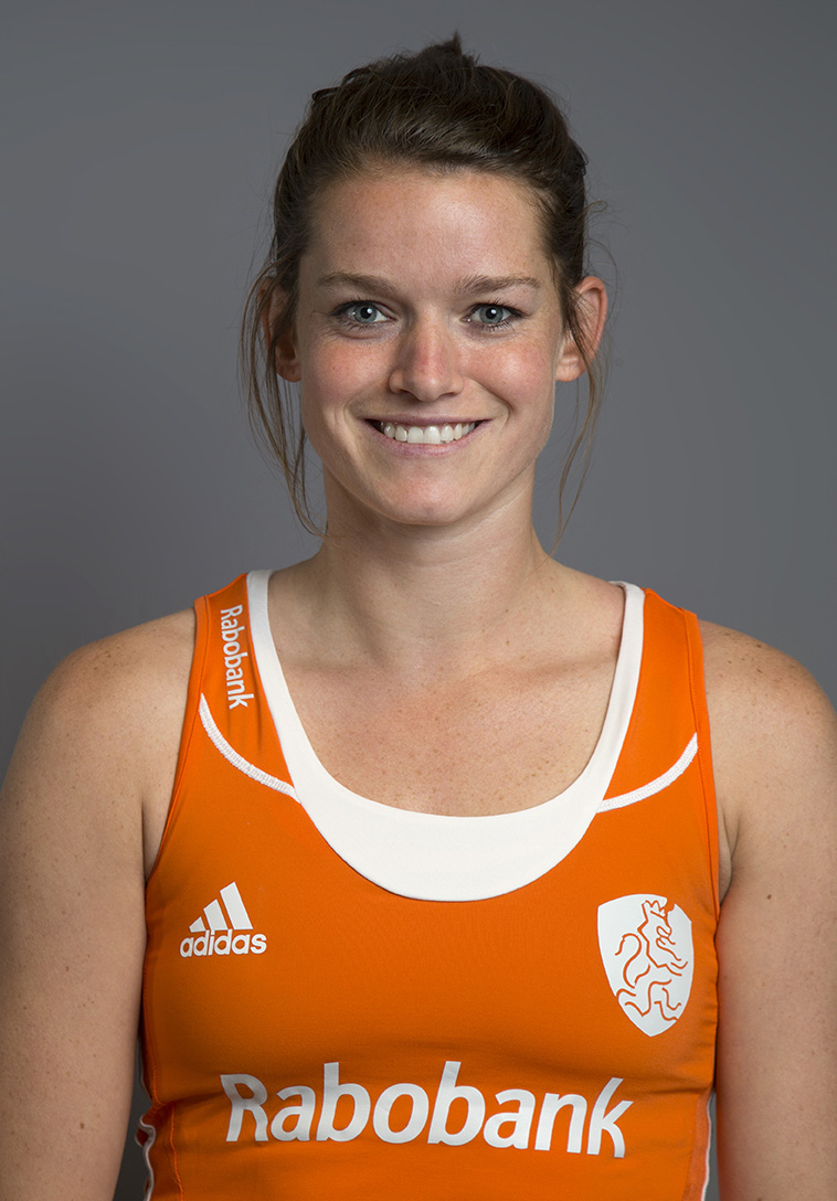 Oranje WK dames Lidewij Welten KS