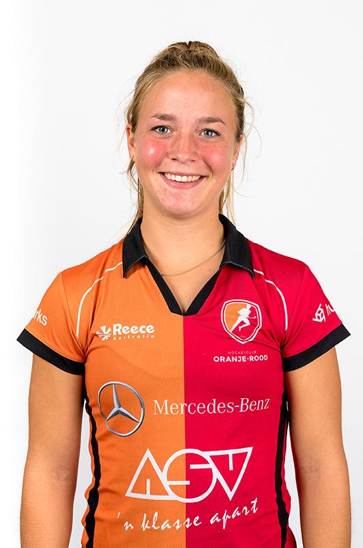 Lisa-Post-Oranje-Rood-Dames-2017-2018