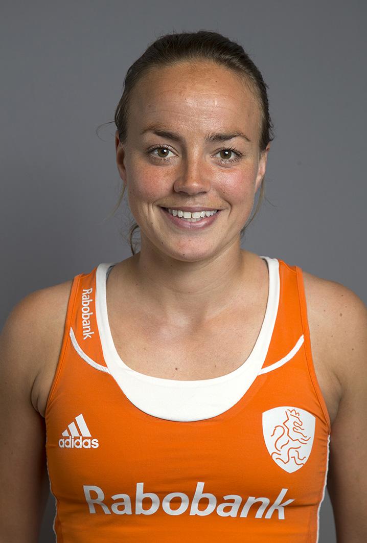 Oranje WK dames Maartje Paumen KS