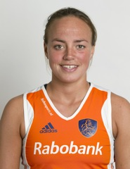 DEN HAAG-NEDERLANDS TEAM DAMES-ORANJE