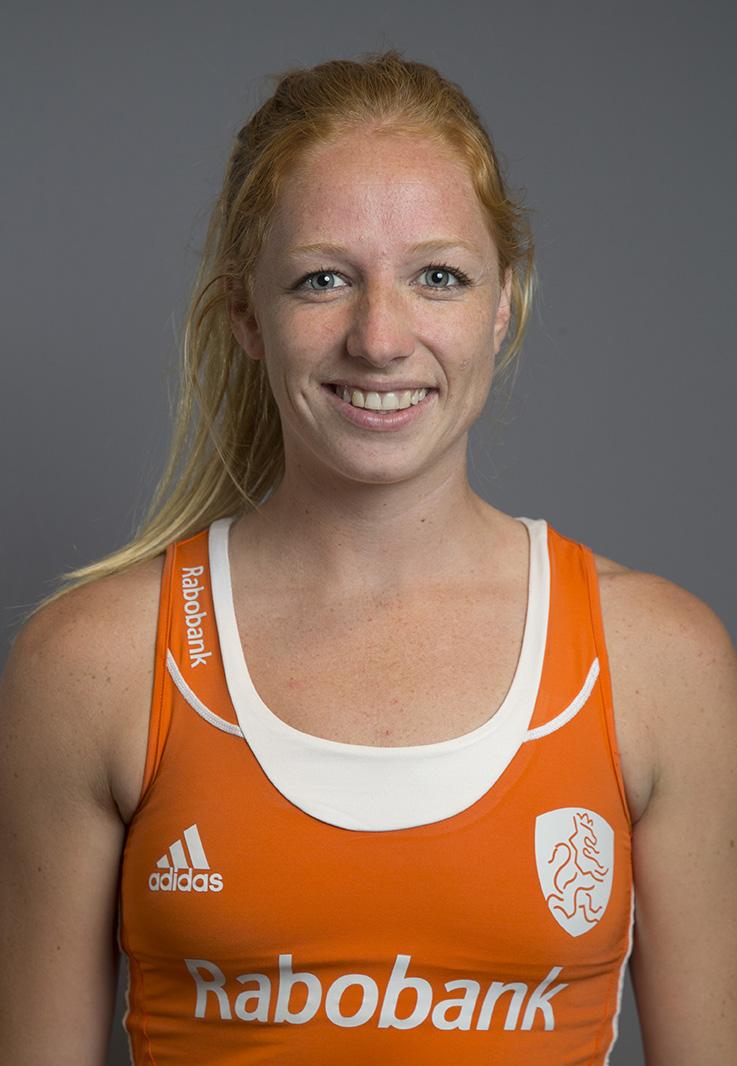 Oranje WK dames Margot van Geffen KS