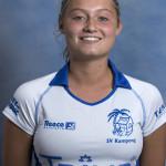 UTRECHT ,    Marijn Veen , KAMPONG Dames I, seizoen 2015-2016. copyright Koen Suyk