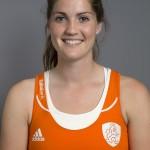 Oranje WK dames Marloes Keetels KS