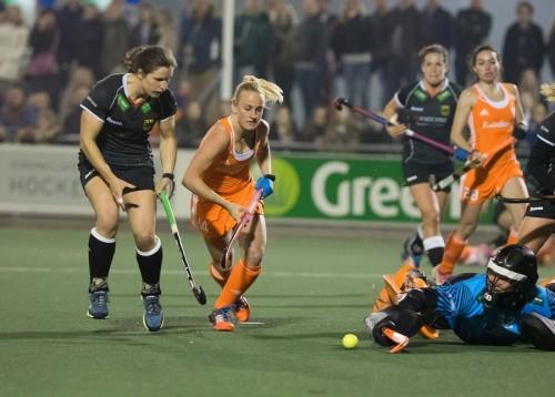 Nederland Oranje - Duitsland dames RU Vega