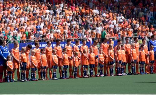 WK heren Nederland-Oranje-RU