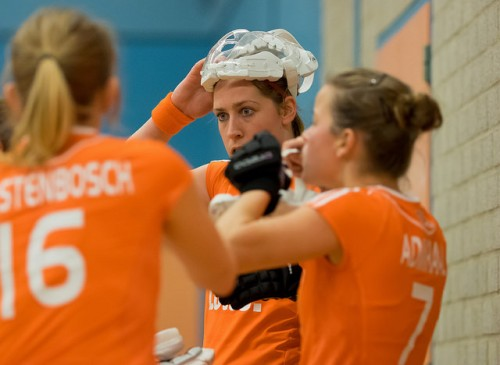 Nederland Oranje zaal dames RU (10)