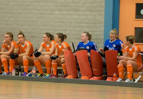 Nederland Oranje zaal dames RU (15)