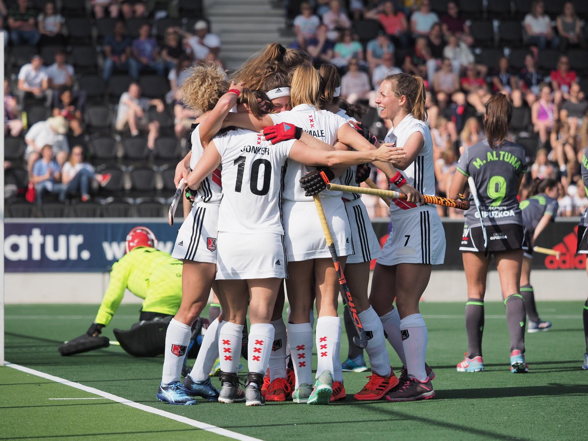 In 2019 werd Amsterdam Europees Kampioen in eigen land.
