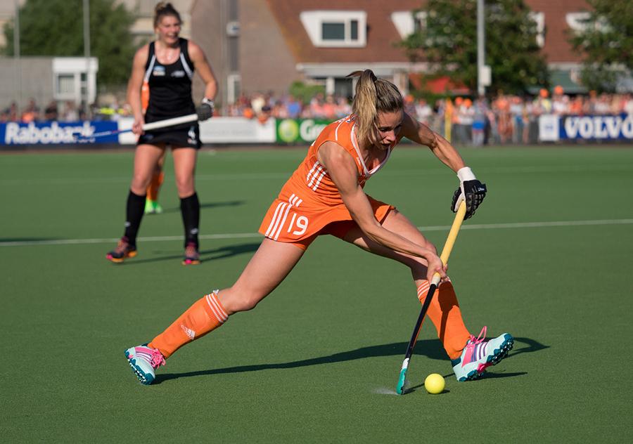 Oranje Nederland Nieuw Zeeland dames RUO6117900 Hoog