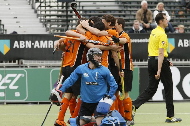 Oranje Zwart OZ EHL MdW (1)