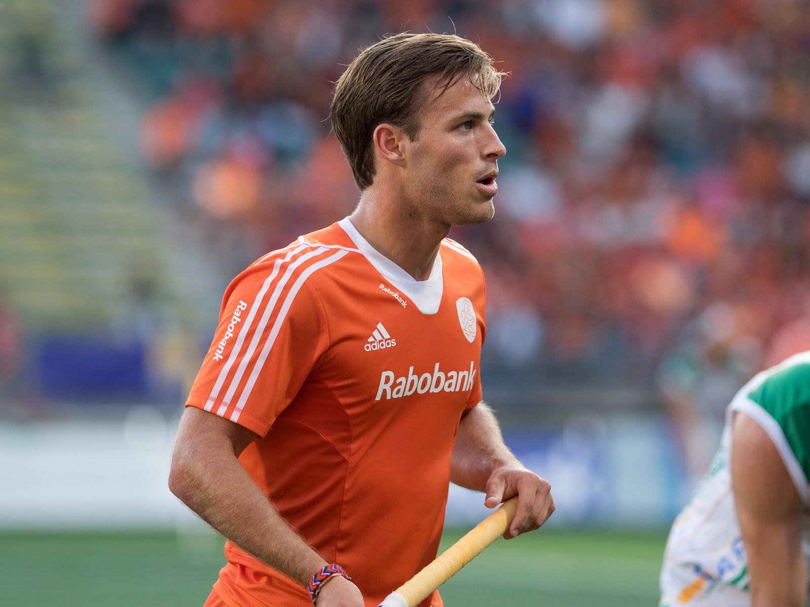 Oranje nederland heren WK RU Hertzberger