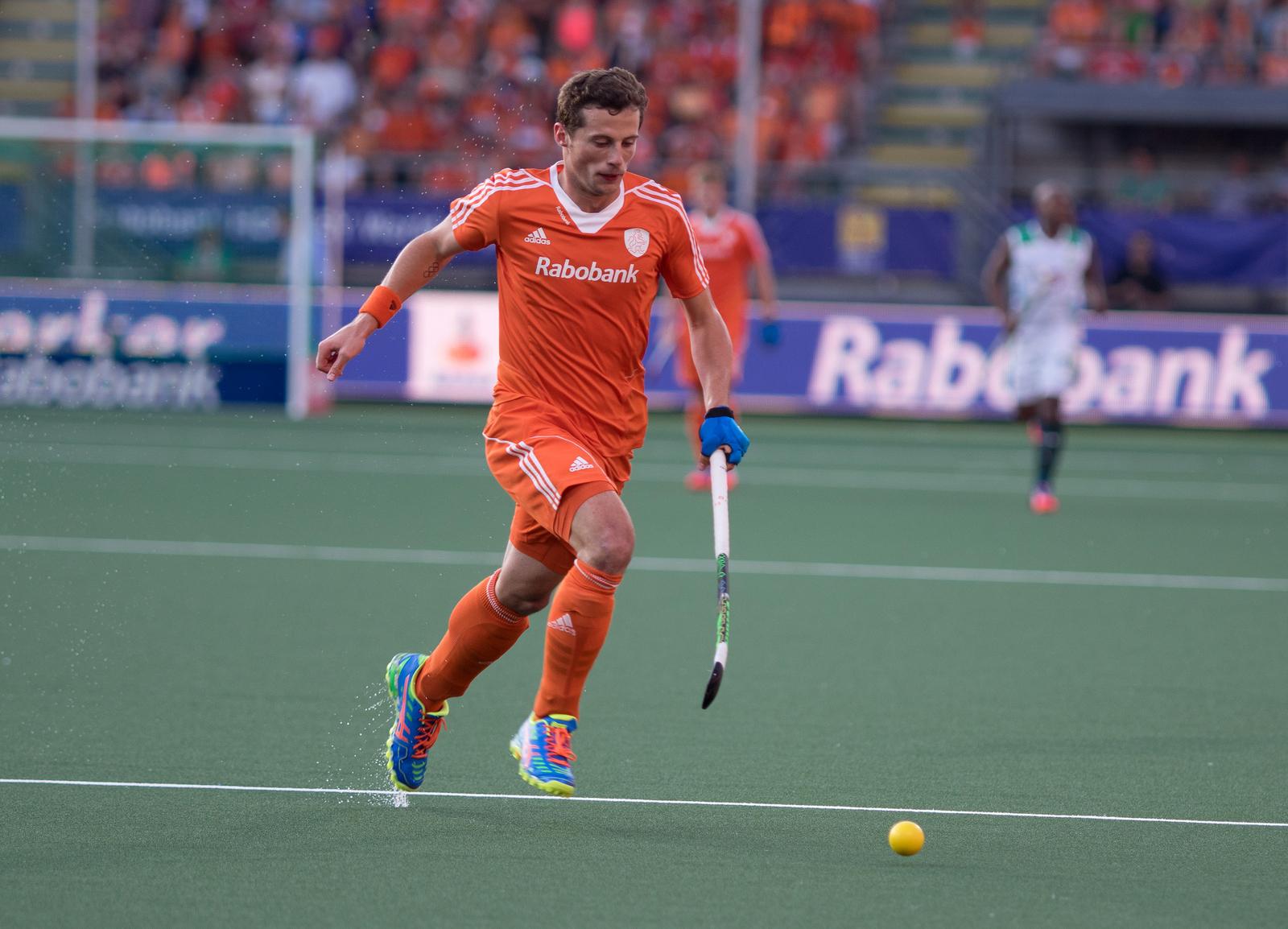 Baart Oranje nederland Zuid-Afrika heren WK RU