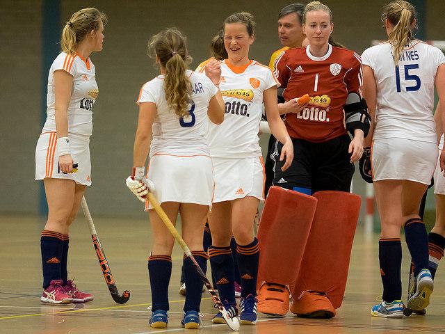 Oranje zaal dames RU (1)