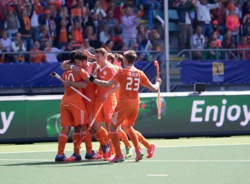 Oranje Nederland Argentinië WK RU