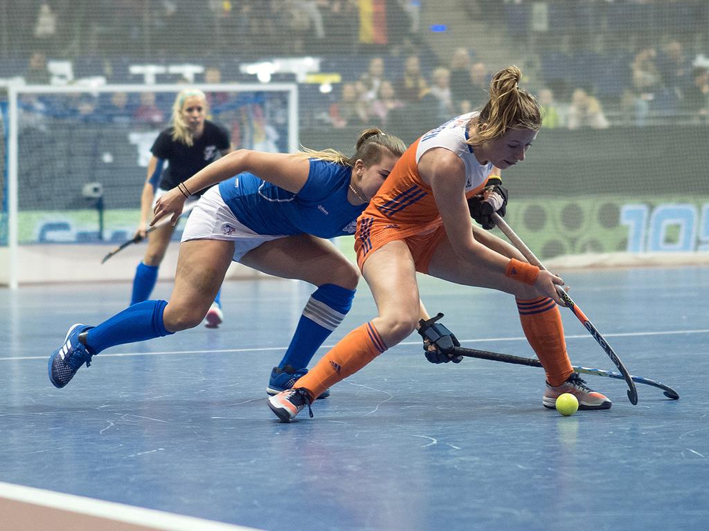 Fabienne Rossen stopt met tophockey.